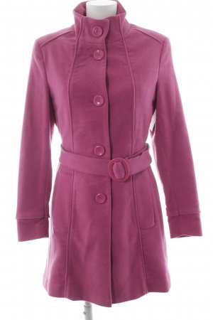 Melrose Trenchcoat neonpink Casual-Look