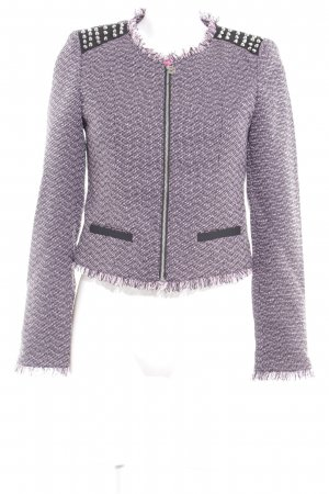Melrose Wool Blazer multicolored glittery