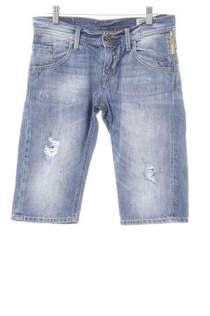 Meltin Pot 3/4 Jeans mehrfarbig Casual-Look