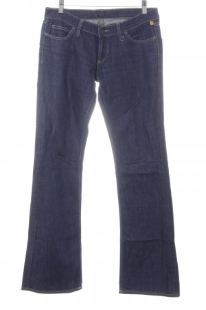 Meltin Pot Boot Cut Jeans blau Jeans-Optik