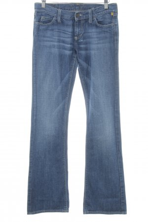 Meltin Pot Boot Cut Jeans stahlblau Casual-Look
