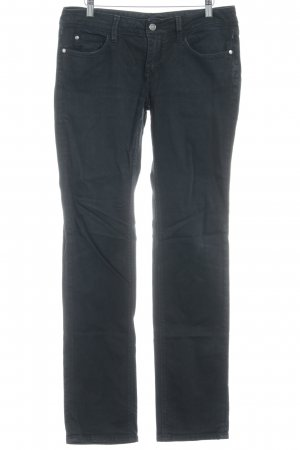 Meltin Pot Five-Pocket-Hose anthrazit Casual-Look