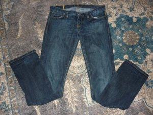 MELTIN POT Jeans, dunkelblau, Größe 28/34