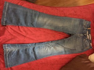Meltin pot Jeans schlaghose hüfthose