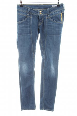 Meltin Pot Skinny Jeans blau Casual-Look