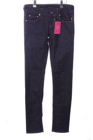 Meltin Pot Skinny Jeans schwarz Casual-Look