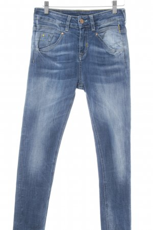 Meltin Pot Skinny Jeans dunkelblau Casual-Look