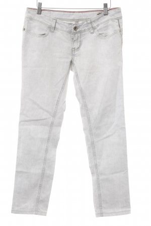 Meltin Pot Skinny Jeans hellgrau Casual-Look