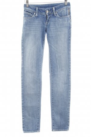 Meltin Pot Skinny Jeans himmelblau Casual-Look
