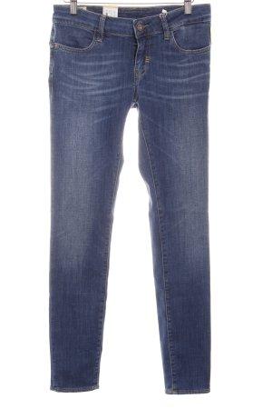 Meltin Pot Skinny Jeans kornblumenblau Casual-Look
