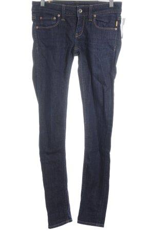 "Meltin Pot Skinny Jeans ""Mika"" dunkelblau"