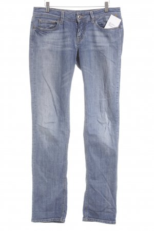 Meltin Pot Slim Jeans blau Casual-Look
