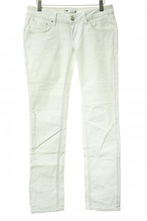 Meltin Pot Slim Jeans weiß Casual-Look