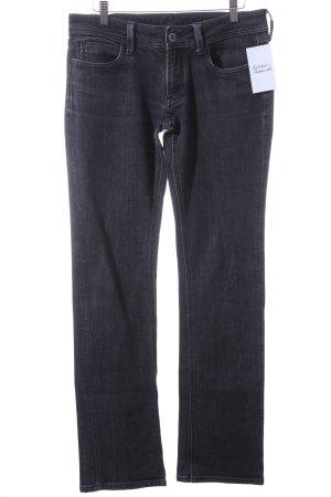 Meltin Pot Straight-Leg Jeans anthrazit Street-Fashion-Look