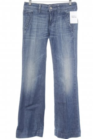 Meltin Pot Straight-Leg Jeans blau Casual-Look