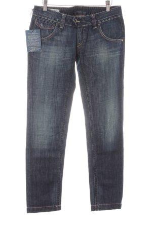 Meltin Pot Straight-Leg Jeans dunkelblau Casual-Look