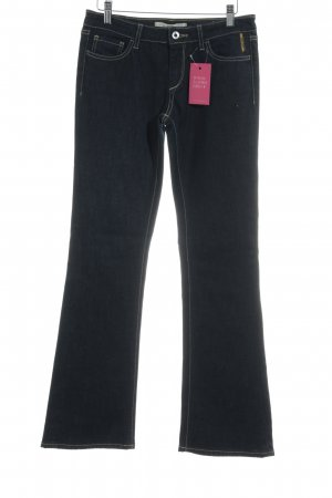 Meltin Pot Straight-Leg Jeans dunkelblau Casual-Look