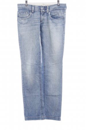 Meltin Pot Straight-Leg Jeans himmelblau Casual-Look