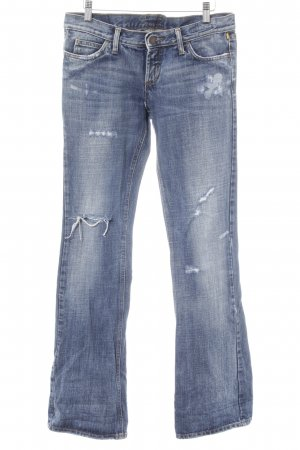 Meltin Pot Straight-Leg Jeans mehrfarbig Casual-Look