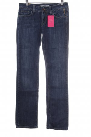 "Meltin Pot Straight-Leg Jeans ""Melia"" stahlblau"
