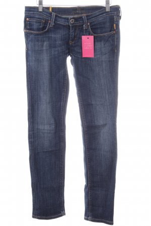 Meltin Pot Stretch Jeans blau Casual-Look