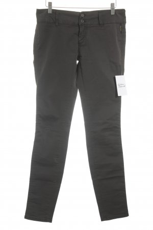 Meltin Pot Stretchhose dunkelgrau Casual-Look