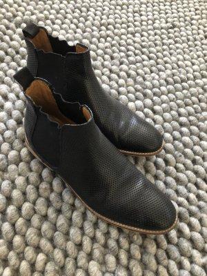 Melvin & hamilton Chelsea laarzen zwart