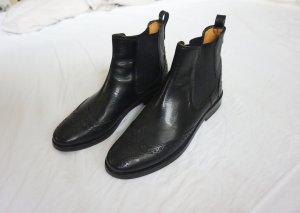 Melvin & Hamilton Amelie Chelsea Boots schwarz