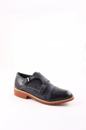 Melvin & hamilton Businessschuhe dunkelblau Business-Look