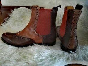 Melvin & Hamilton Chelsea Boots Echtleder