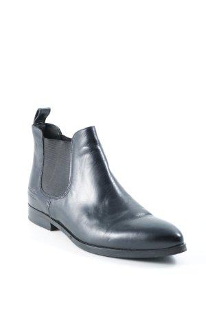 Melvin & hamilton Chelsea Boot noir élégant