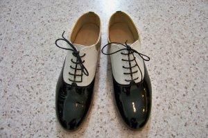 Melvin & Hamilton tolle edle Schuhe Oxford Sally Halbschuhe neu