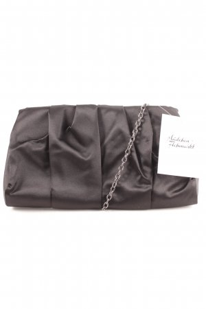 Menbur Clutch schwarz-silberfarben Street-Fashion-Look