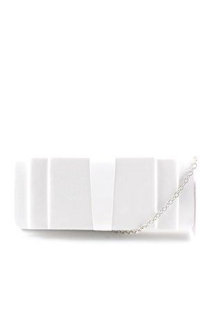 Menbur Clutch weiß Elegant