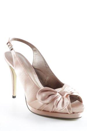 Menbur High Heels roségoldfarben Elegant
