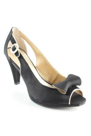 Menbur High Heels schwarz Elegant