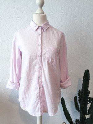 H&M L.O.G.G. Blusa in lino multicolore