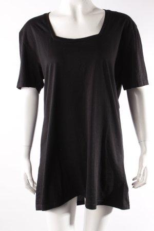 Mepadi Longshirt schwarz
