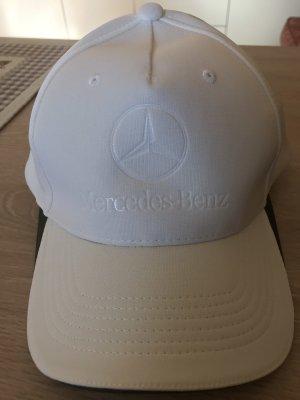 Mercedes Benz Collection Gorra de béisbol blanco
