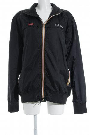 Mercedes Benz Collection Sportjacke schwarz schlichter Stil