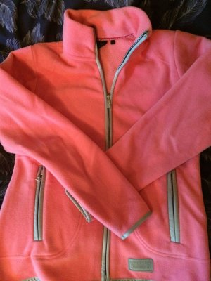 Mercedes Benz Motorsport Fleece Jacke Rosa XS
