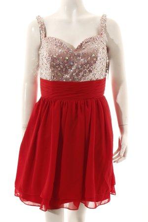 Merle Ball Dress red elegant