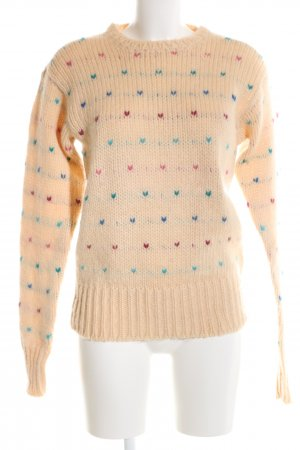 MERONA Strickpullover grafisches Muster Casual-Look