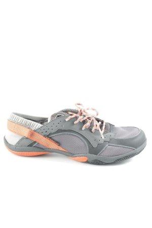 Merrell Schnürschuhe mehrfarbig sportlicher Stil