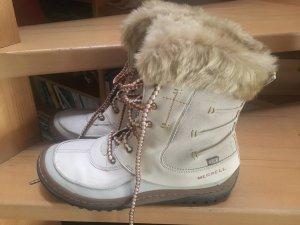 Merrell Sneeuwlaarzen wit Leer