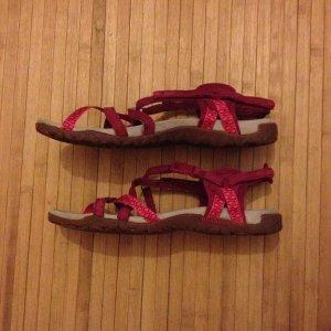 Merrill Outdoor Sandale Wandersandale pink , Gr. 40, einmal getragen