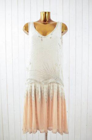 MES-DEMOISELLES-Kleid-Seide-20er-Style-Charlston-