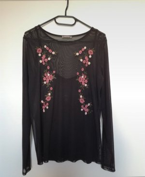 Orsay Transparent Blouse multicolored