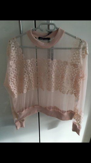 Blouse rose chair