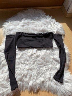 Cropped Top black